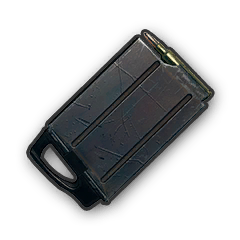 Battlegrounds extended quickdraw magazine sniper