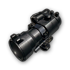Battlegrounds 2x Aimpoint scope
