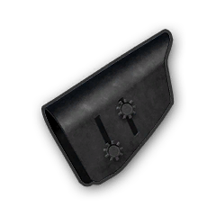Cheek Pad for SMG