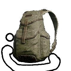 PUBGloot Back pack level 2