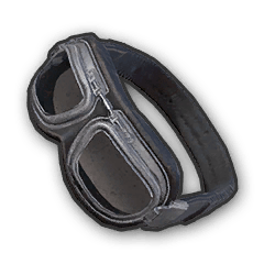Battlegrounds aviator goggles