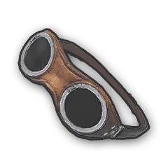 Battlegrounds Punk Glasses