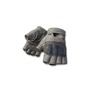 Battlegrounds Fingerless Gloves Tan