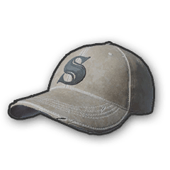 Battlegrounds Baseball Cap White
