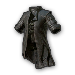 Battlegrounds Custom trench coat