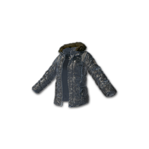 Battlegrounds padded jacket urban