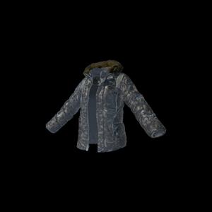 Battlegrounds padded jacket urban