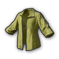 Battlegrounds Tracksuit Top Yellow