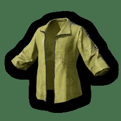 Battlegrounds tracksuit top yellow