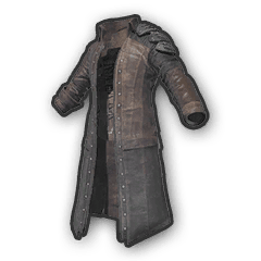 Battlegrounds Trench Coat Camel