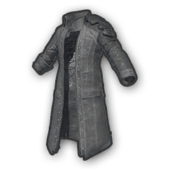 Battlegrounds Trench Coat Grey