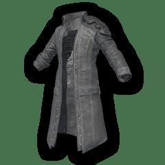 Battlegrounds Trench Coat Grey
