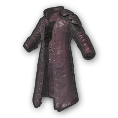 Battlegrounds Trench Coat Red