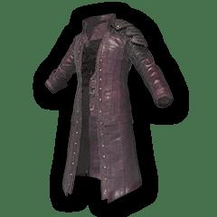 Battlegrounds Trench Coat Red