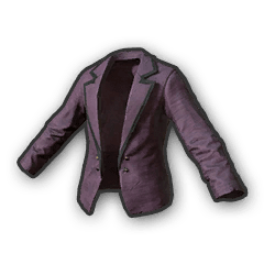 Battlegrounds Tuxedo Jacket Purple