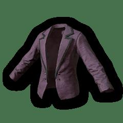 Battlegrounds Tuxedo Jacket Purple