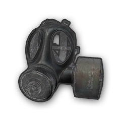 Battlegrounds Gas Mask