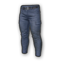 Battlegrounds Combat pants blue