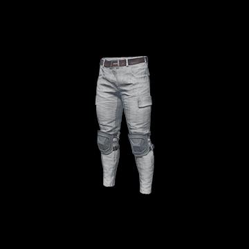 Battlegrounds Combat pants white