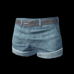 Battlegrounds Hotpants blue