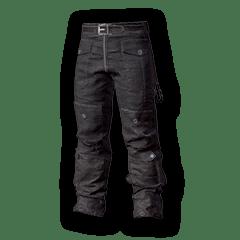 Battlegrounds Porket pants black