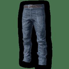 Battlegrounds Porket pants blue