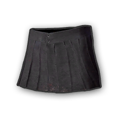 Battlegrounds Skirt black