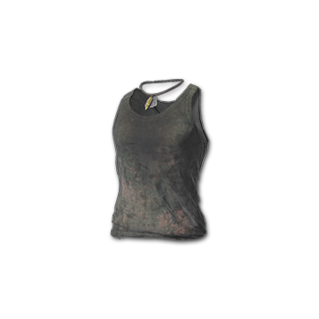 Battlegrounds Bloody and dirty tanktop