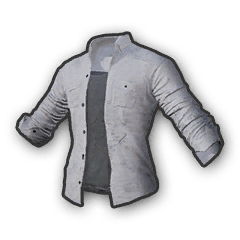 Battlegrounds School shirt open