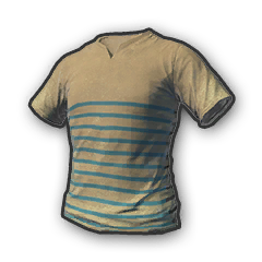 Battlegrounds Tshirt striped