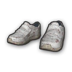 Battlegrounds Bloody sneakers