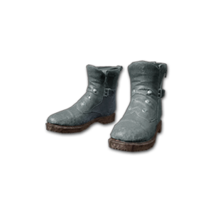 Battlegrounds Grey Boots