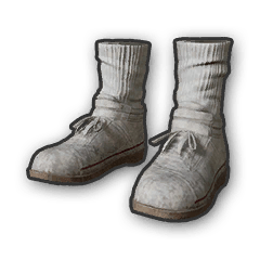 Battlegrounds Sneakers White