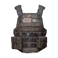 PUBGloot Vest level 3