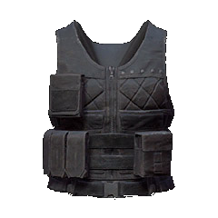 PUBGloot Vest level 2