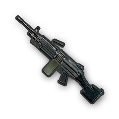 Battlegrounds M249